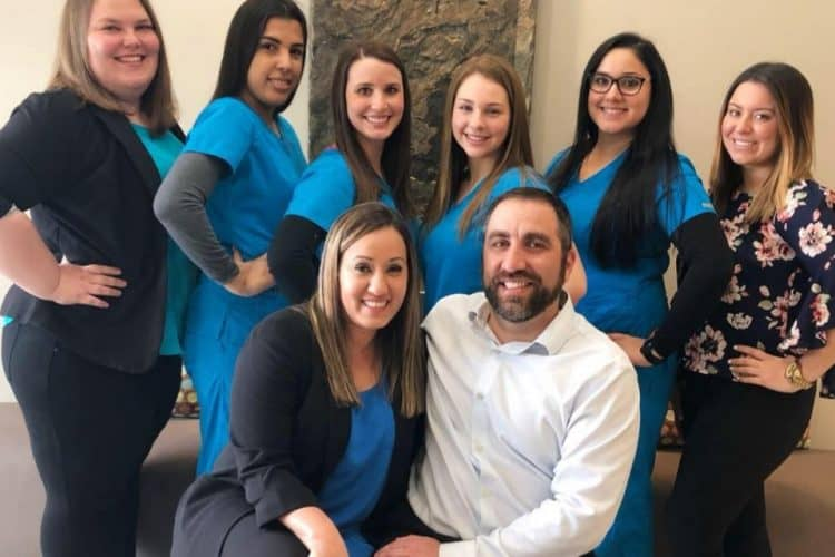 The R&R Dental Team