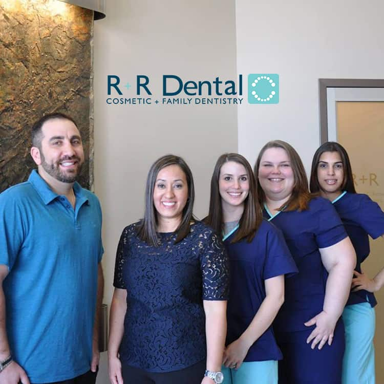 the team at R & R Dental in Hicksville NY